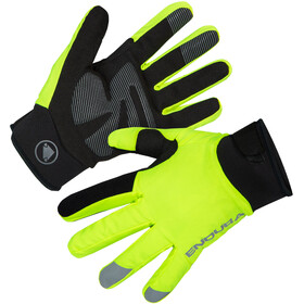 Endura Strike Handschoenen Heren, neon yellow